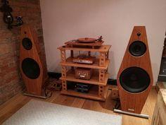 Tri-Art Audio Open Baffle Speakers, Audio Speakers, Loudspeaker, Audiophile, Make It Simple, Inspire, Technology, Electronics, Easy