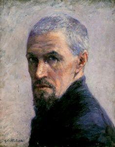 Gustave Caillebotte (1848-1894) – Autoportrait (1892) Musée d'Orsay, Paris