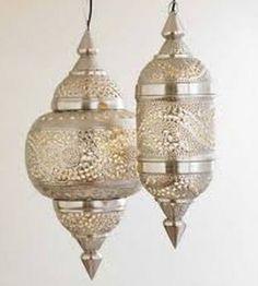 DIY | mooie oosterse lampen