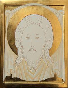 Orthodox Icons, Bible Art, Malta, Jesus Christ, Modern, Pattern, Painting, Byzantine Art, Christ