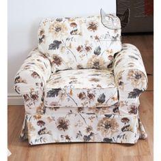 Fotel angielski - Christine