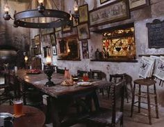 The Leaky Cauldron – Harry Potter