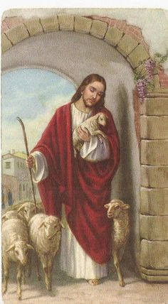 Jesus is the Sheep herder , he goes in search for every last sheep Jesus Christ Images, Pictures Of Christ, Religious Pictures, Religious Art, Jesus Shepherd, Lord Is My Shepherd, The Good Shepherd, Christian Images, Christian Art
