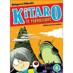 Shigeru Mizuki * Kitaro le repoussant - T4 à T11