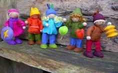 Sint Maarten popjes ( www.nielsholgersson.nl )