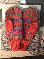 Ravelry: Makin' Mittens pattern by Lynette Meek