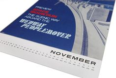Disney Parks Attraction Poster Calendar to Return