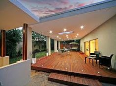 outdoor deck areas - Google Search