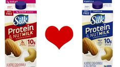Silk Protein Nutmilk Review (pea protein non-dairy milk)