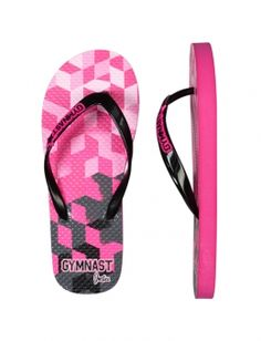 GYMNASTICS SPORTS FLIP FLOPS | GIRLS WATER BOTTLES ACCESSORIES | SHOP JUSTICE