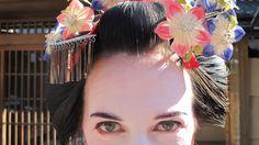 Japanese Geisha for the day, Kyoto Japan.  #365dayadventure #missitmissout #highlight