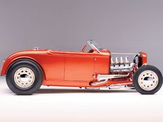 1932 Ford Roadster,smooth