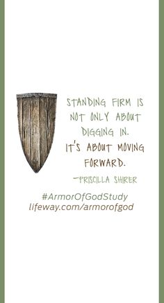 The armor of god bible study book by priscilla shirer