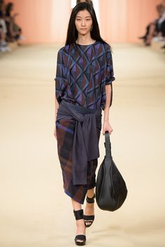 Hermès Spring 2015 Ready-to-Wear - Collection - Gallery - Look 22 - Style.com