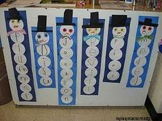 Cute Winter Craft for preschool!!