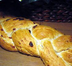 Bread Machine Brioche Orange-Raisin Bread