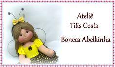 Boneca Abelhinha