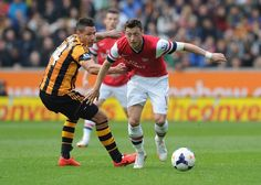 Hull City 0 Arsenal 3 - Mesut