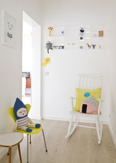 cuarto de niños 2 Fotos de una Habitación infantil en Amberes