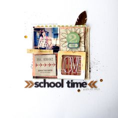 School time by Nine at @Studio_Calico