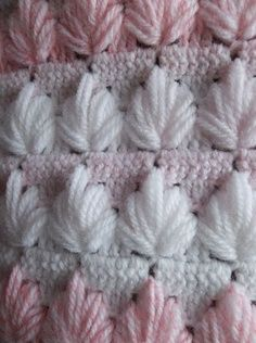 Crochet clusters | best stuff Wow! What a beautiful free crochet pattern! Love this.