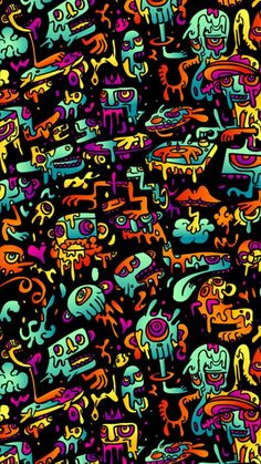 Psychedelic backgrounds for android - best android wallpapers граффити обои для телефона, Graffiti Wallpaper Iphone, Pop Art Wallpaper, Trippy Wallpaper, Screen Wallpaper, Wallpaper Backgrounds, Iphone Wallpaper, Graffiti Doodles, Graffiti Drawing, Graffiti Art