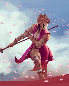 Nobushi (For honor) #forhonor #nobushi #нобуси #for #honor #xbox #playstation #nobushiwarrior #samurai #knight #vikings #nobushi_for_honor