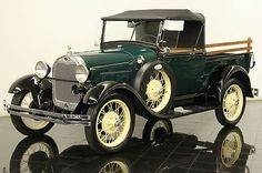 Ford : Model A Model A Roadster Pickup 1928 Ford M - http://www.legendaryfinds.com/ford-model-a-model-a-roadster-pickup-1928-ford-m-2/