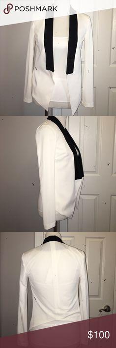 💝New mist💝BCBGENERATION Tuxedo Blazer NWT BCBGENERATION Tuxedo Blazer with open lapel.  NWT. BCBGeneration Jackets & Coats Blazers