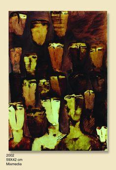 Nazir Ismail -Syrian Artist