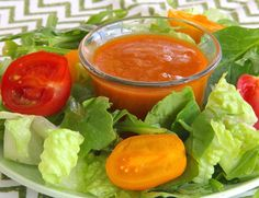 """16 Easy Dressings That Make Green Salads Great I """"Salad dressings are so often an afterthought. They shouldn't be. These dressings are so easy to make, so delicious; they dress your fresh summer greens up right."""""""