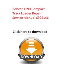 Click on image to download hyundai forklift truck 20d 7 25d 7 bobcat t190 compact track loader repair service manual 6904146 fandeluxe Images