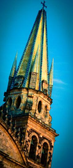 Catedral Basílica de la Asunción de María - Guadalajara Jalisco, Mexico
