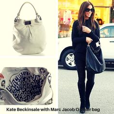 #katebeckinsdale with a #MarcJacobs! You want one too?  #onlineshopping #authenticity #fashionwoo #onlinestore #fashionista #preowned Best Instagram Posts, Authenticity, Marc Jacobs, Fashion Looks, Louis Vuitton, Product Description, Boutique, Search, Classic