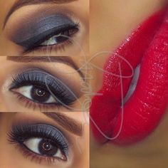 All Beauty by Sarah - All Things Beautiful : Holiday look - LORAC PRO palette - Step by Step