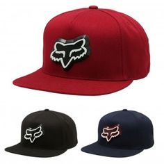 on sale fa127 53a4b Fox Racing Ingratiate Mens Snapback Hats