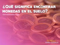 ¿Te has encontrado una moneda de 1 euro en el suelo? ✅✅✅ Esto tiene un significado... ¡Aquí te lo explico todo! Euro, Wealth, Jars, Money Spells, How To Earn Money, God