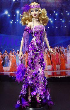 OOAK Barbie NiniMomo\'s Miss Faroes 2011