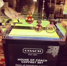 House of #coach coffret set! #Sephora