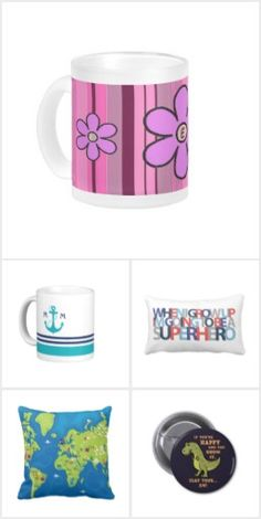 things for kids and pets Animals For Kids, Mugs, Tableware, Stuff To Buy, Dinnerware, Tumblers, Tablewares, Mug, Dishes