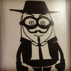 #minions                                                  V de Vendetta