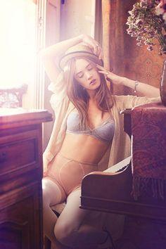 Laragh McCann by Gemma Booth for Elle France