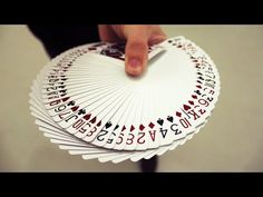 Thumb Fan │ Cardistry Tips - YouTube