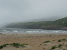 Beach at Dingle Bay, County Kerry, Ireland http://www.placestovisitireland.com
