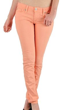 Sally's Gone Salmon Skinnies $40