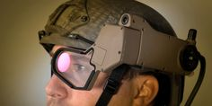 [VIDEO] At Last, a Google Glass for the Battlefield: cross between the Terminator and Iron Man; Details.