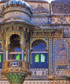 City Palace of Udaipur - North India Cultural Tour