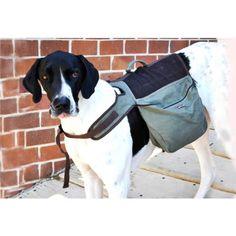 ABO Gear Aussie Naturals Dog Backpack