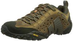 Merrell-Intercept-Mens-Sneaker-Shoes-Moth-Brown-Color Cipő d3db893e58