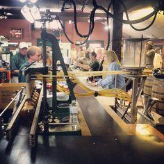 Bottling at Buffalo Trace Distillery, Frankfort, KY